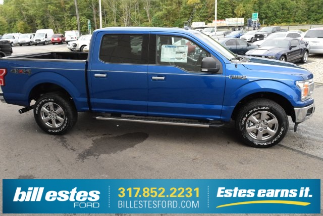 2018 F-150 Crew Cab 4x4 Pickup #T8021 - photo 5