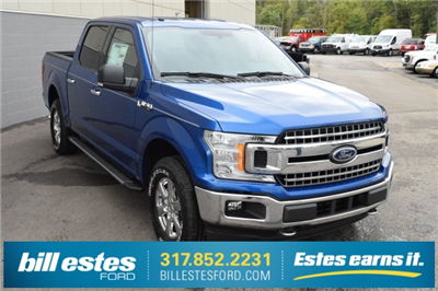 2018 F-150 Crew Cab 4x4 Pickup #T8021 - photo 4