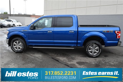 2018 F-150 Crew Cab 4x4 Pickup #T8021 - photo 8