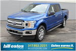 2018 F-150 Crew Cab 4x4 Pickup #T8021 - photo 1