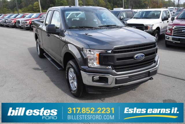 2018 F-150 Super Cab 4x4 Pickup #T8023 - photo 4