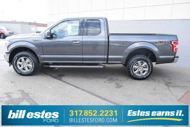 2018 F-150 Super Cab 4x4,  Pickup #T8053 - photo 13