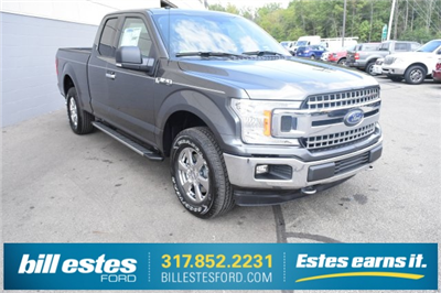 2018 F-150 Super Cab 4x4,  Pickup #T8053 - photo 4