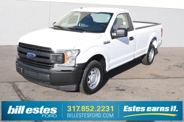 2018 F-150 Regular Cab Pickup #T8056 - photo 1