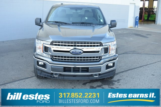 2018 F-150 Crew Cab 4x4, Pickup #T8057 - photo 3