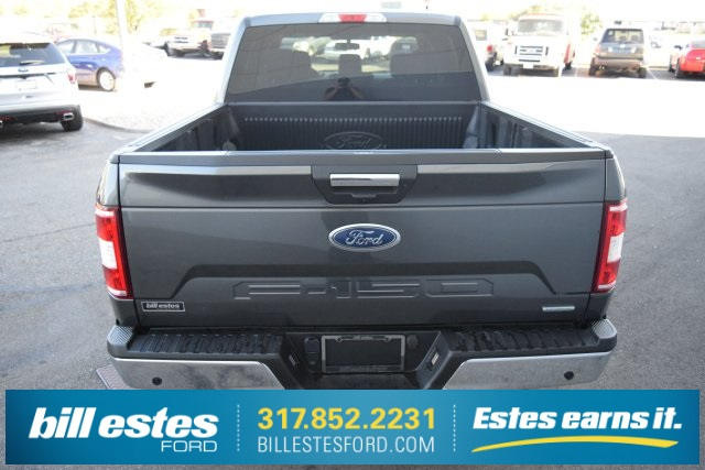 2018 F-150 Crew Cab 4x4, Pickup #T8057 - photo 6