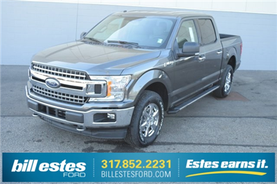 2018 F-150 Crew Cab 4x4, Pickup #T8057 - photo 1