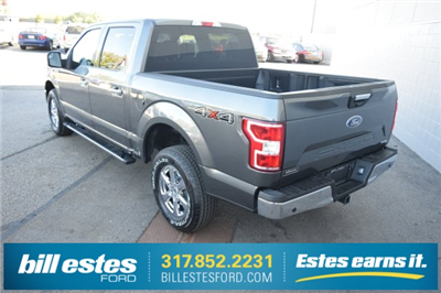 2018 F-150 Crew Cab 4x4, Pickup #T8057 - photo 2