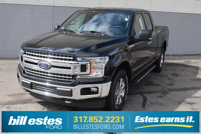 2018 F-150 Super Cab 4x4,  Pickup #T8061 - photo 1