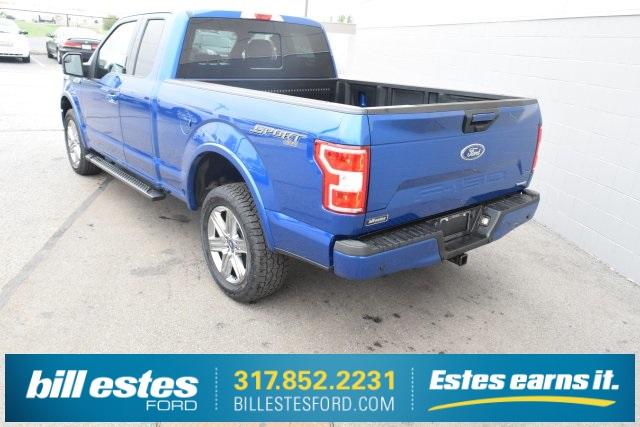 2018 F-150 Super Cab 4x4,  Pickup #T8068 - photo 2