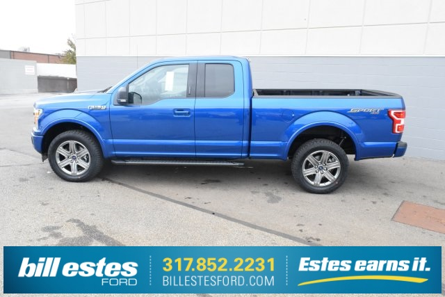 2018 F-150 Super Cab 4x4,  Pickup #T8068 - photo 8