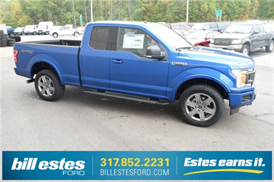 2018 F-150 Super Cab 4x4,  Pickup #T8068 - photo 5
