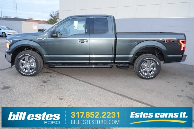 2018 F-150 Super Cab 4x4,  Pickup #T8077 - photo 14