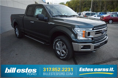 2018 F-150 Super Cab 4x4,  Pickup #T8077 - photo 4