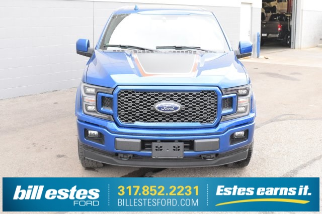 2018 F-150 Crew Cab 4x4, Pickup #T8085 - photo 3