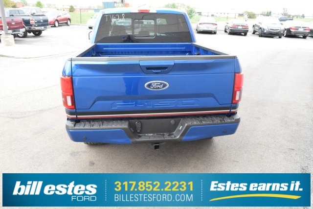 2018 F-150 Crew Cab 4x4, Pickup #T8085 - photo 6