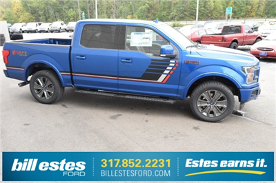 2018 F-150 Crew Cab 4x4, Pickup #T8085 - photo 5