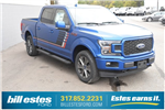 2018 F-150 Crew Cab 4x4, Pickup #T8085 - photo 4