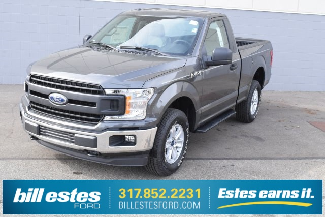 2018 F-150 Regular Cab 4x4, Pickup #T8094 - photo 1