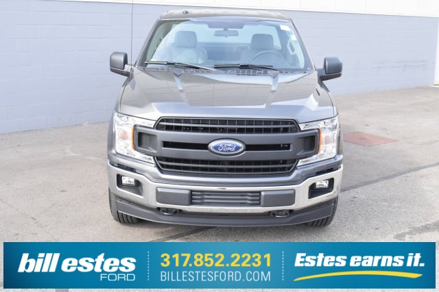 2018 F-150 Regular Cab 4x4, Pickup #T8094 - photo 3