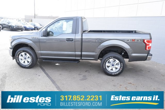 2018 F-150 Regular Cab 4x4, Pickup #T8094 - photo 6