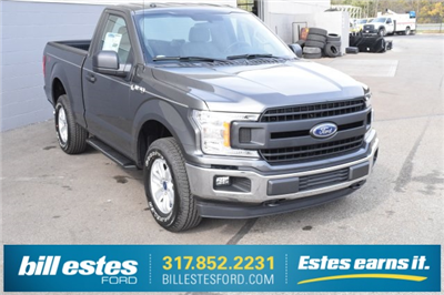 2018 F-150 Regular Cab 4x4, Pickup #T8094 - photo 4
