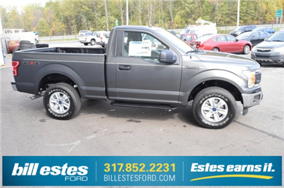 2018 F-150 Regular Cab 4x4, Pickup #T8094 - photo 5