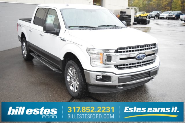 2018 F-150 SuperCrew Cab 4x4,  Pickup #T8098 - photo 4