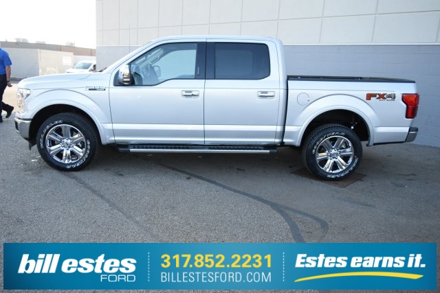 2018 F-150 SuperCrew Cab 4x4,  Pickup #T8137 - photo 13