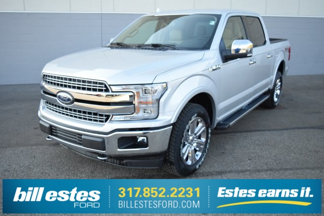 2018 F-150 SuperCrew Cab 4x4,  Pickup #T8137 - photo 1