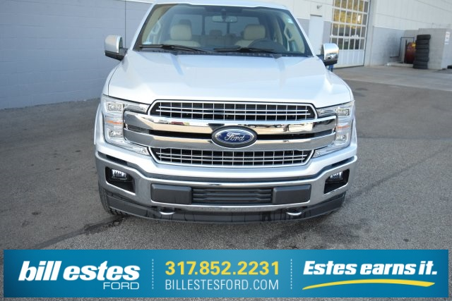 2018 F-150 SuperCrew Cab 4x4,  Pickup #T8137 - photo 3