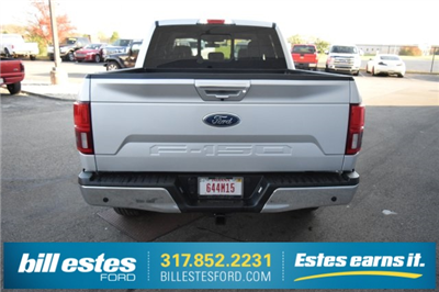 2018 F-150 SuperCrew Cab 4x4,  Pickup #T8137 - photo 2