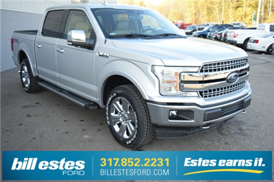 2018 F-150 SuperCrew Cab 4x4,  Pickup #T8137 - photo 4
