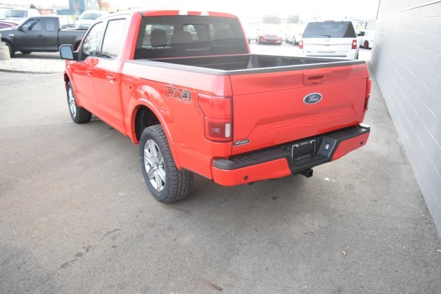 2018 F-150 SuperCrew Cab 4x4,  Pickup #T8138 - photo 2