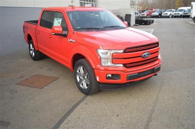2018 F-150 SuperCrew Cab 4x4,  Pickup #T8138 - photo 4