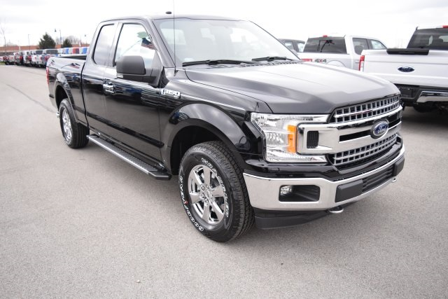 2018 F-150 Super Cab 4x4,  Pickup #T8189 - photo 4