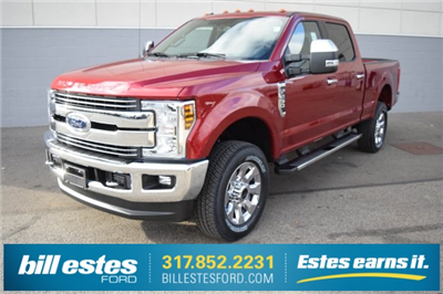 2018 F-250 Crew Cab 4x4, Pickup #T8195 - photo 1