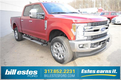2018 F-250 Crew Cab 4x4, Pickup #T8195 - photo 4