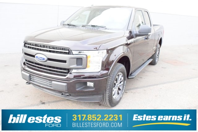 2018 F-150 Super Cab 4x4,  Pickup #T8201 - photo 1