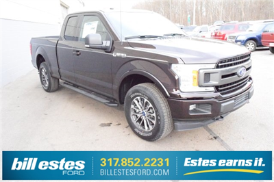 2018 F-150 Super Cab 4x4,  Pickup #T8201 - photo 4