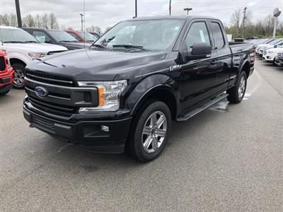 2018 F-150 Super Cab 4x4, Pickup #T8203 - photo 1