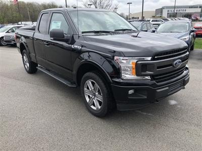 2018 F-150 Super Cab 4x4, Pickup #T8203 - photo 4
