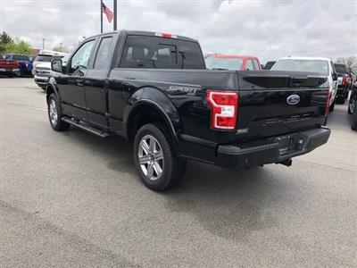 2018 F-150 Super Cab 4x4, Pickup #T8203 - photo 2