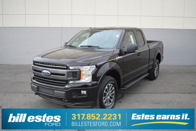 2018 F-150 Super Cab 4x4,  Pickup #T8204 - photo 1