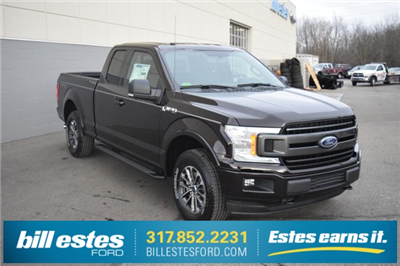 2018 F-150 Super Cab 4x4,  Pickup #T8204 - photo 4