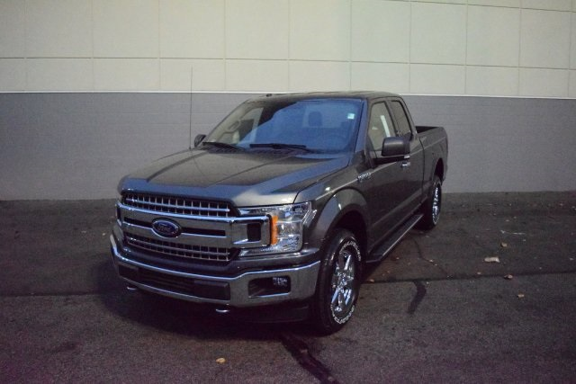 2018 F-150 Super Cab 4x4, Pickup #T8207 - photo 1