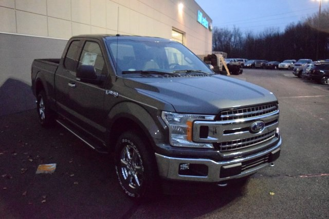 2018 F-150 Super Cab 4x4, Pickup #T8207 - photo 4