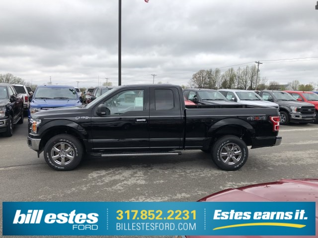 2018 F-150 Super Cab 4x4,  Pickup #T8220 - photo 3