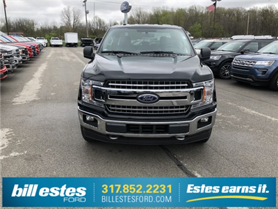 2018 F-150 Super Cab 4x4,  Pickup #T8220 - photo 4