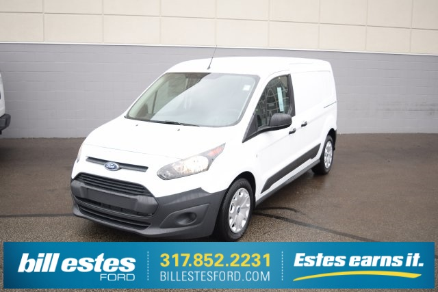2018 Transit Connect 4x2,  Empty Cargo Van #T8227 - photo 1
